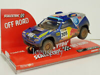 "Slot car SCX Scalextric 6305 Volskswagen Touareg ""Efecto Barro"""