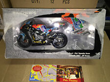 1:12 MINICHAMPS YAMAHA 2007 ASSEN V. ROSSI NEW SEALED FREE SHIPPING WORLDWIDE