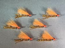 Chili Pepper Bonefish Fly Fishing Flies Flats Assortment Christmas Island