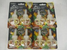 4 Glade Plug Ins Sultry Amber Rhythm Limited Edition Kw 1234