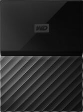WD - My Passport for Mac 4TB External USB 3.0 Portable Hard Drive - Black