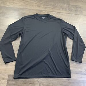 Patagonia Capilene Men's Black Large Long Sleeve Shirt