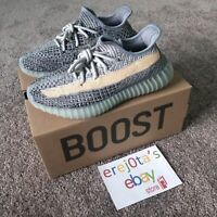 NEW Adidas Yeezy Boost 350 V2 Ash Blue Size 5.5 GY7657 | IN HAND SHIPS TODAY