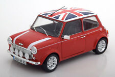 1:18 Solido Mini Cooper 1.3i Sport Pack with Union Jack 1997