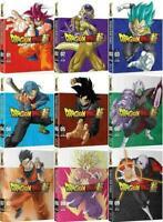 DRAGON BALL SUPER Complete Series DVD Parts 1-9 - Seasons 1 2 3 4 5 6 7 8 9 - z
