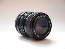 Tokina 28-70mm f/3.5-4.5 Canon FD Mount Lens.