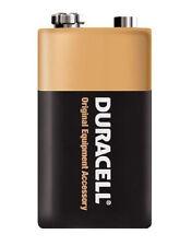 Duracell Alkaline 9 V-block-batterien 10er
