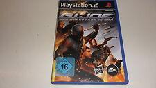 PLAYSTATION 2 PS 2 G.I. Joe: segreti ordine COBRA