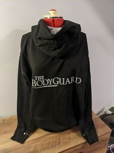 The Bodyguard Musical Hoodie Official Merchandise Size Large Rare