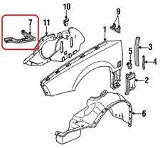 ( 1 ) GENUINE SATURN 21095131 Left Front Upper Fender Liner Reinforcement