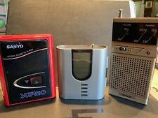 Radio - Cassette - horloge météo