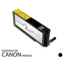 CLI-271 Black Edible Ink Cartridge for Canon PIXMA TS5020 print edible toppers