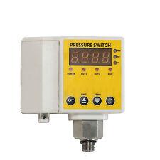 XZT  24V 600BAR/9000PSI(BSP1/4) Digital Pressure Switch,Twin Output