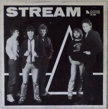 "STREAM I can't reach you girl RARE 7""1980 new wave/powerpop BELGIUM lyrics sheet"