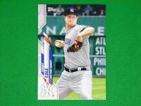 2020 Topps Base Set Photo Variations #68 Gerrit Cole SP New York Yankees