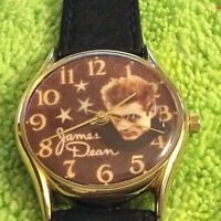 James Dean Vintage quemex watch