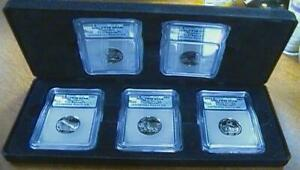 2006 State Quarters Clad ICG DCAM Proof 70 First Release #103 of 206