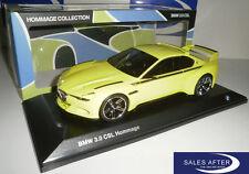 Original BMW Miniatur 3.0 CSL Hommage Collection 1:18 3.0CSL Modellauto NOREV