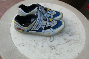 NORTHWAVE  X SUPPORT CYCLING SHOES GRAY/BLUE SZ 41.5 US MEN'S 9  NWOB MADE ITALY