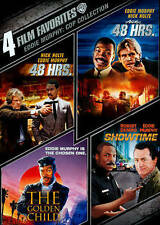 NEW EDDIE MURPHY COP 4 FILM DVD 48 HRS 1 & 2 SHOWTIME GOLDEN CHILD 1STCLS S&H