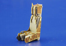 EDUARD 1/48 PHOTO-ETCHED EJECTION SEATS DETAIL SET for HASEGAWA F-14D TOMCAT