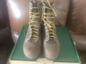 "Danner Men's Gritstone 8"" Brown Work Boot 11 2E"