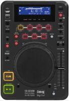 IMG Stage Line CD-82 USB, Tabletop-DJ-CD- und MP3-Spieler [bei Monacor, NEU/OVP]