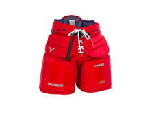 New Vaughn V6 2000 Sr. XL Goalie Pants senior Velocity ice hockey goal Red