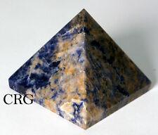 Sodalite Pyramid 60-70mm (Qty-1) PY28DG small