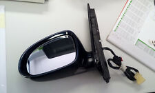 E-Spiegel Spiegel Außenspiegel links Umfeldbeleuchtung VW Golf V Plus LC5F #147