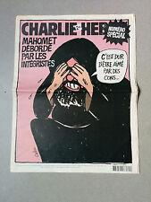 CHARLIE HEBDO french magazine  very rare No 712