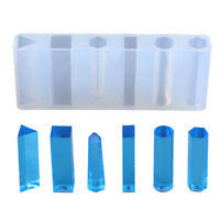 geometric DIY silicone jewelry making mold Epoxy Resin handmade mould tools PT