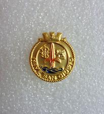 """Spilla/Pin da giacca """"NAVE LPD SAN GIUSTO L9894 - MARINA MILITARE"""" - (Rarità)"""