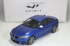 BMW M235I SCALA 1:18 GT SPIRIT