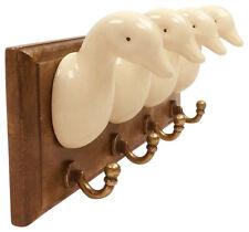 Grey B Blesiya Animal Head Shape Wall Hook Door Hook Towel Rack Coat Hook Hat Hook for Home Nursery Decoration