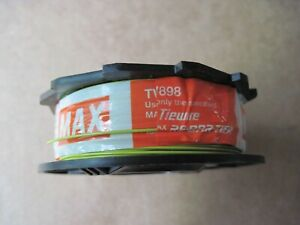 3 Rolls TW898 Max Rebar Tie Wire RB217 RB218 RB397 RB398 RB517 RB518