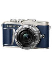 Olympus PEN E-PL9 Mirrorless Camera + 14-42mm EZ Lens - Blue