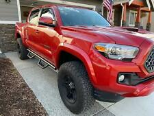 """For 2005-2020 Toyota Tacoma Access Cab 3"""" Running Board Nerf Bar Side Step BLK B"""