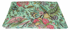 Cotton Floral Hand Block Print Sewing Indian Fabric Material Crafting 2.5 Yard