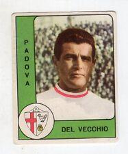 figurina - CALCIATORI PANINI 1961/62 OPACHE REC - PADOVA DEL VECCHIO