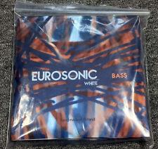 Eurosonic UltraLight Upright Bass Strings Set Steel Core Ultra Light Slap/Pluck!