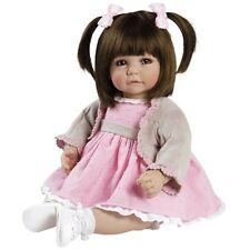 "Lifelike Realistic Reborn Handmade Vinyl 20"" Toddler Girl Doll Play Toy by Adora"