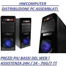 PC DESKTOP COMPUTER ASSEMBLATO AMD FX6300 X6/1000GB/16GB DDR3/ VIDEO 4GB WIN 10