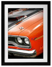 1970 Plymouth Road Runner Photo Art Print Poster 13x19 440+6 '70 MOPAR RTS BEEP!