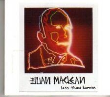 (DG974) The Juan Maclean, Less Than Human - 2005 CD