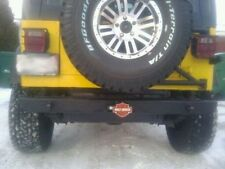 Jeep CJ YJ TJ Rear Custom Bumper