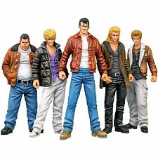 BADBOYS GLARE OF EYES Vol.3 Figure, Full set of 6, Organic ////
