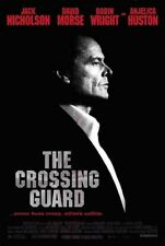 CROSSING GUARD-2-SIDED movie poster-JACK NICHOLSON 1995