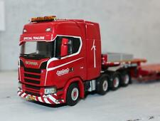 Palfinger 150002 1:50 NEU OVP WSI 02-2215 Scania R6 Highline 10x4 Ballast Box