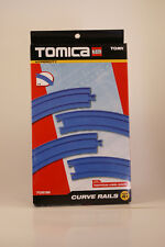 Tomy Tomica Hypercity 4 Curved Rails in package 70532 - NIB